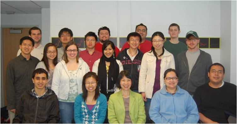 Sensor Group Photo 2011